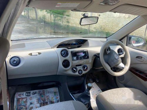 Used Toyota Etios VD 2014 MT for sale in Amritsar
