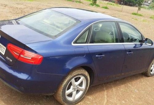 Audi A4 2.0 TDI Multitronic 2014 AT for sale in Mumbai -7