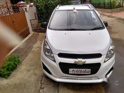 Used Chevrolet Beat LT 2014 MT for sale in Hyderabad