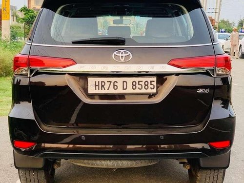 Used Toyota Fortuner 2017 AT for sale in Karnal