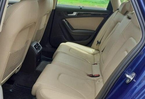 Audi A4 2.0 TDI Multitronic 2014 AT for sale in Mumbai