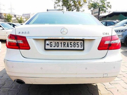 Mercedes-Benz E-Class E 200 CGI 2011 AT in Ahmedabad