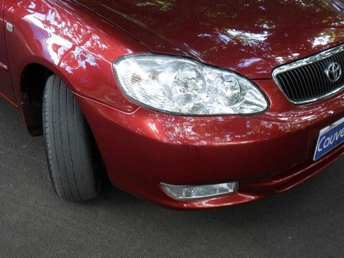 Used 2005 Toyota Corolla H2 MT for sale in Bangalore