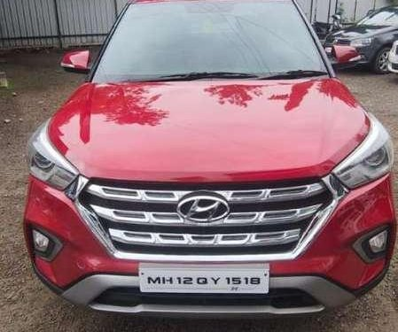 Used 2018 Hyundai Creta AT for sale in Nashik