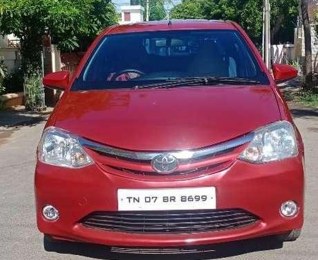 Used 2012 Toyota Etios MT for sale in Madurai