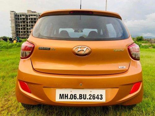 Used Hyundai i10 Sportz 2018 MT for sale in Mumbai