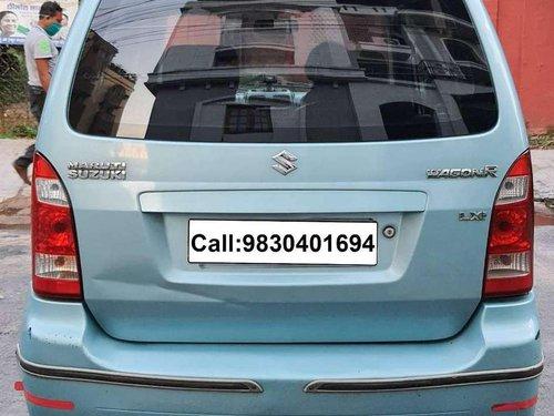 Used Maruti Suzuki Wagon R LXI 2007 MT for sale in Kolkata