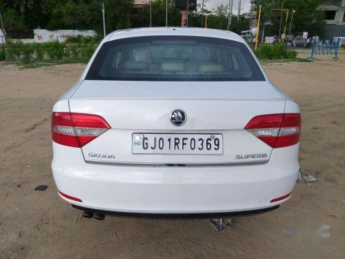 Skoda Superb 1.8 TSI , 2014, AT for sale in Ahmedabad