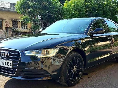 Used Audi A6 2.0 TDi 2013 AT for sale in Ahmedabad