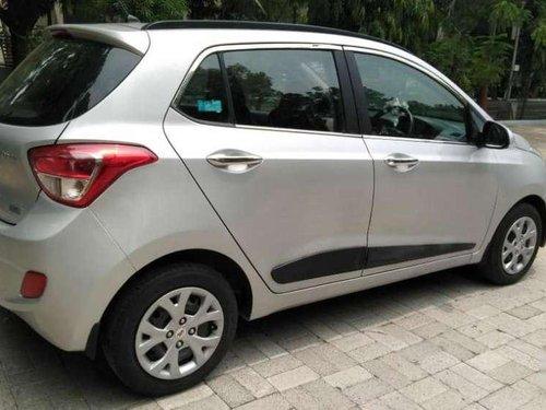 Hyundai Grand i10 Sportz 2015 MT for sale in Ahmedabad