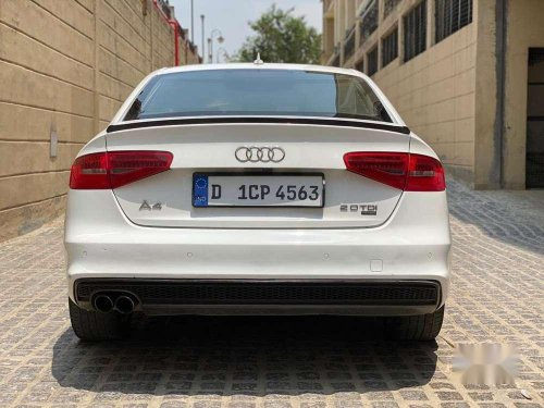 Used Audi A4 2.0 TDI 2013 AT for sale in Ghaziabad