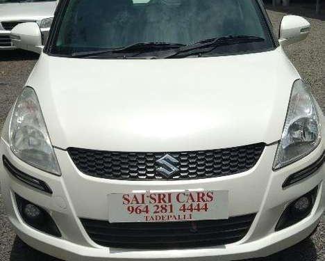 2014 Maruti Suzuki Swift VDI MT for sale in Vijayawada
