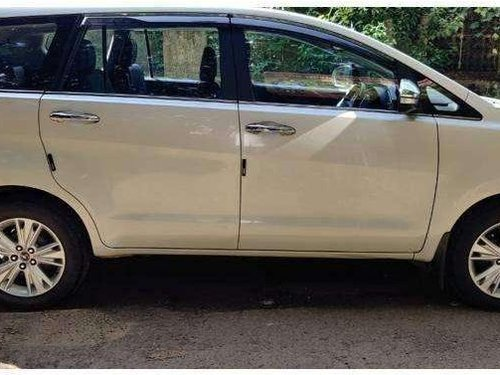 Toyota INNOVA CRYSTA ZX 2.4 , 2016, AT for sale in Mumbai