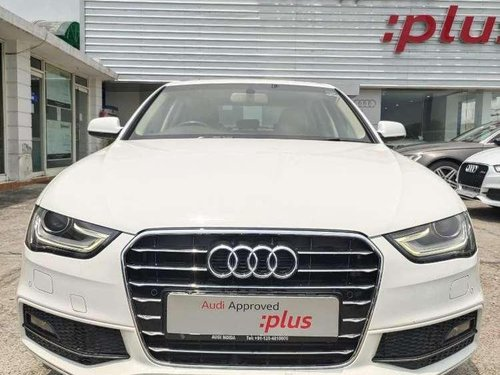 Used Audi A4 2017 AT for sale in Karnal