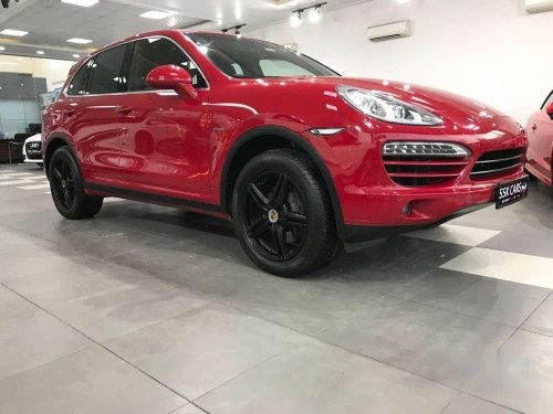 Used Porsche Cayenne 2014 AT for sale in Lucknow