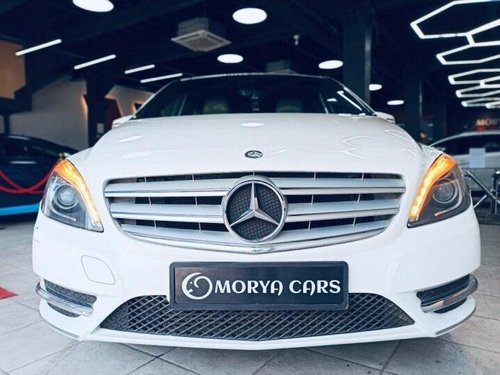 Used 2015 Mercedes Benz B Class AT for sale in Mumbai