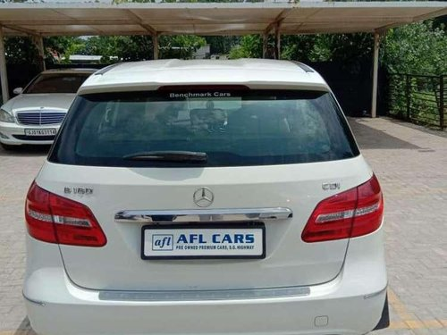 2014 Mercedes Benz B Class Diesel AT for sale in Ahmedabad