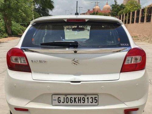 Used Maruti Suzuki Baleno 2017 MT for sale in Vadodara
