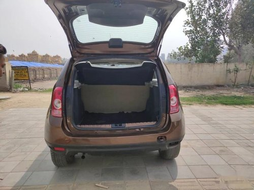 Used Renault Duster 2015 MT for sale in New Delhi