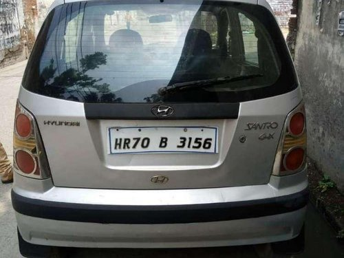 Used Hyundai Santro Xing 2007 MT for sale in Saharanpur