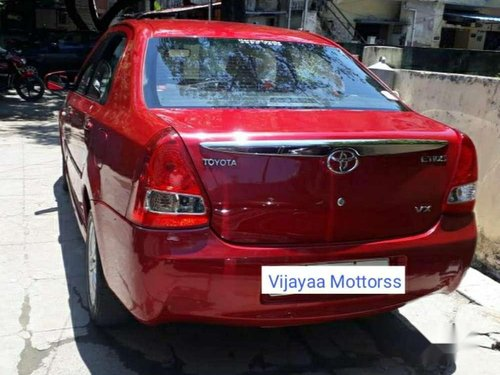 Used Toyota Etios VX, 2011, Petrol MT for sale in Chennai