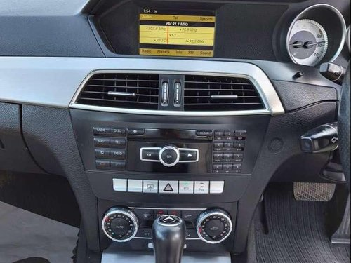 Mercedes Benz C-Class 220 2012 AT for sale in Ahmedabad