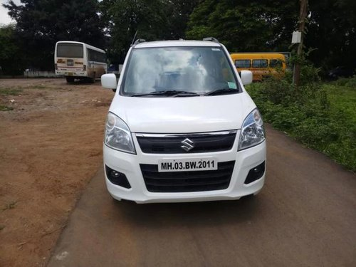 Used Maruti Suzuki Wagon R VXI 2015 MT for sale in Nashik