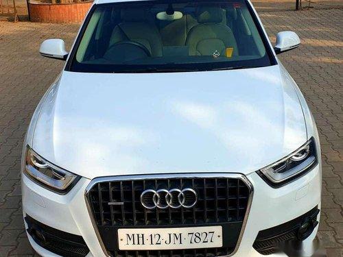 Audi Q3 2.0 TDI quattro Premium Plus, 2013, AT for sale in Pune