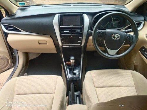 Used Toyota Yaris G CVT BSIV 2018 AT in Bangalore