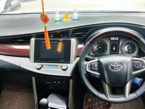 2018 Toyota Innova Crysta AT for sale in Hyderabad