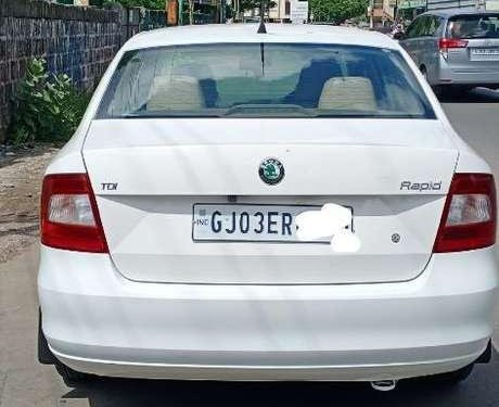 Used 2013 Skoda Rapid MT for sale in Rajkot