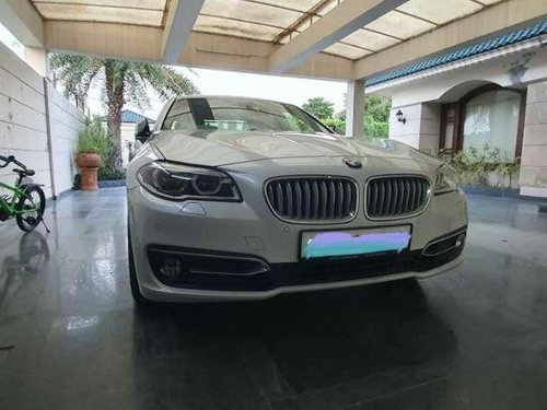 Used 2013 BMW 5 Series AT for sale in Ludhiana