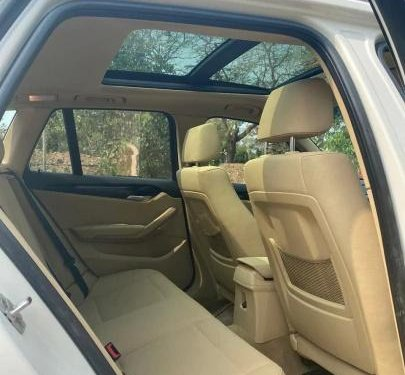 Used BMW X1 sDrive 20d xLine 2012 AT for sale in Mumbai