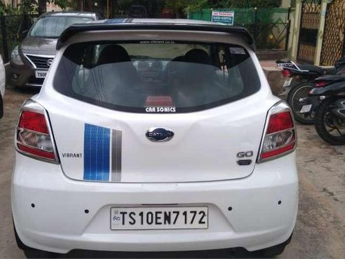 Datsun GO T, 2017, Petrol MT for sale in Hyderabad