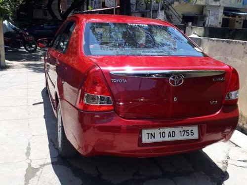 Used Toyota Etios VX 2011 MT for sale in Chennai
