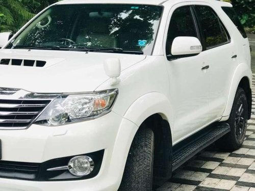 Toyota Fortuner 3.0 4x2, 2015, AT for sale in Kottayam