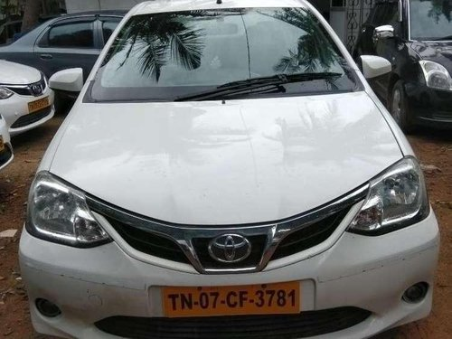 Used 2016 Toyota Etios MT for sale in Chennai