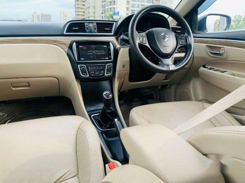 Used Maruti Suzuki Ciaz Alpha 2018 MT for sale in Kharghar -14