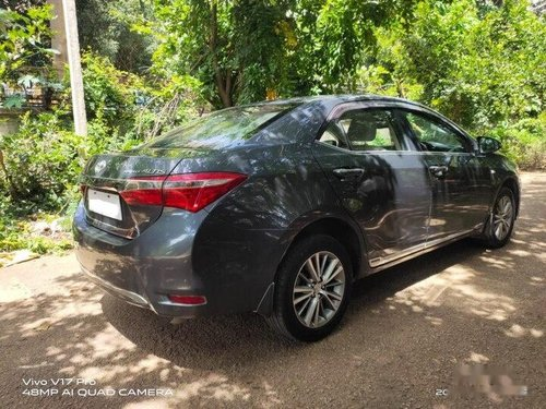 Toyota Corolla Altis 1.8 VL CVT 2016 AT in Bangalore