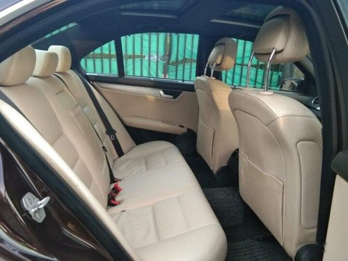 Used Mercedes-Benz C-Class 2012 AT for sale in Mumbai