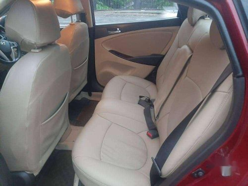Used Hyundai Verna CRDI 2015 MT for sale in Thane -2