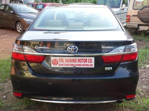 Used 2017 Toyota Camry AT for sale in Kolkata