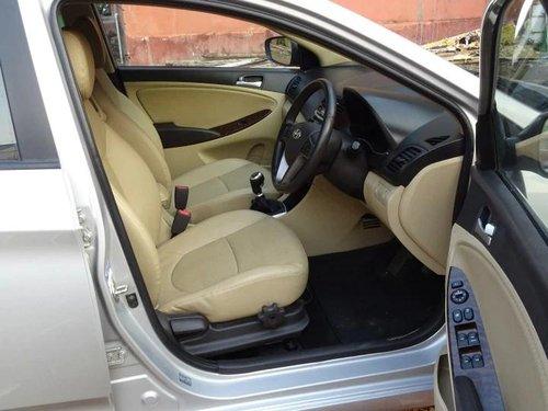 Used Hyundai Verna 2015 MT for sale in Kolkata
