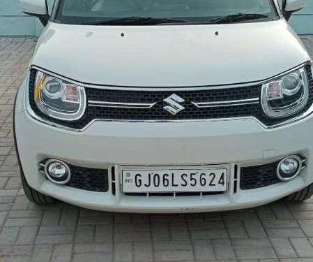 Used 2018 Maruti Suzuki Ignis MT for sale in Vadodara
