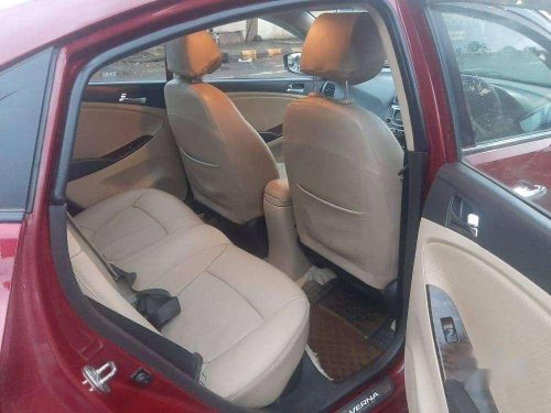 Used Hyundai Verna CRDI 2015 MT for sale in Thane -1