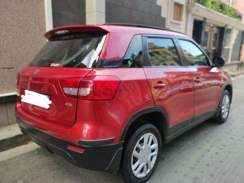 Used Maruti Suzuki Vitara Brezza VDi 2017 MT for sale in Kolkata