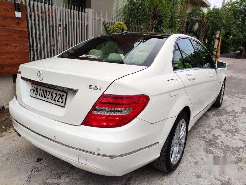 Used 2012 Mercedes Benz C-Class AT for sale in Ludhiana -7