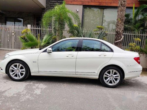 Used 2012 Mercedes Benz C-Class AT for sale in Ludhiana -10