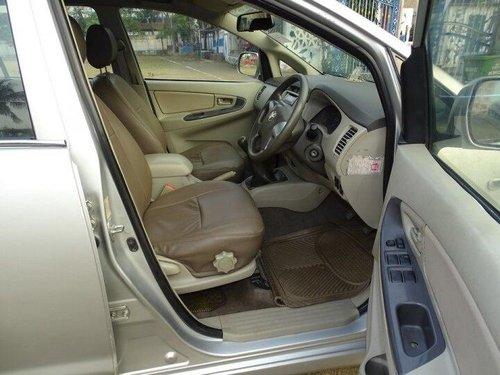 Used Toyota Innova 2012 MT for sale in Kolkata