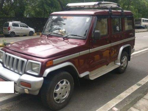 Mahindra Bolero B4 2007 MT for sale in Mumbai